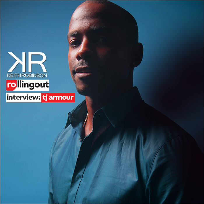Rolling Out Interview with TJ Armour